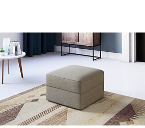 Blake Storage Footstool