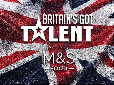 M&S Food and Britain's Got Talent