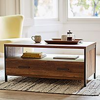 Baltimore wooden coffee table