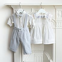 M&S baby occasionwear