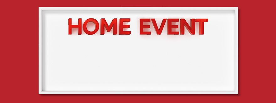 Home Event up to 40% off