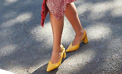 Získejte 20% slevu na dámskou obuv