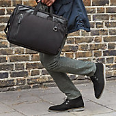 Man wearing smart shoes
