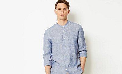 2 leinen hemden für 70 € kaufen