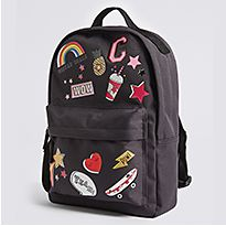 M&S school bag