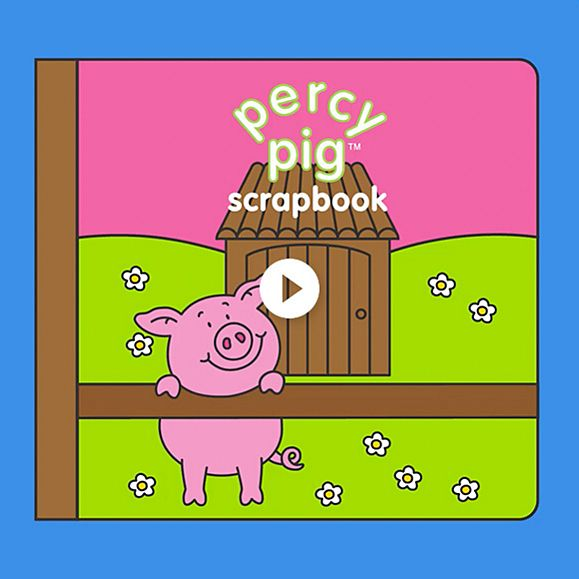 Video of Percy Pig's surprise birthday party