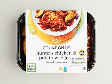 Count on Us hunters chicken