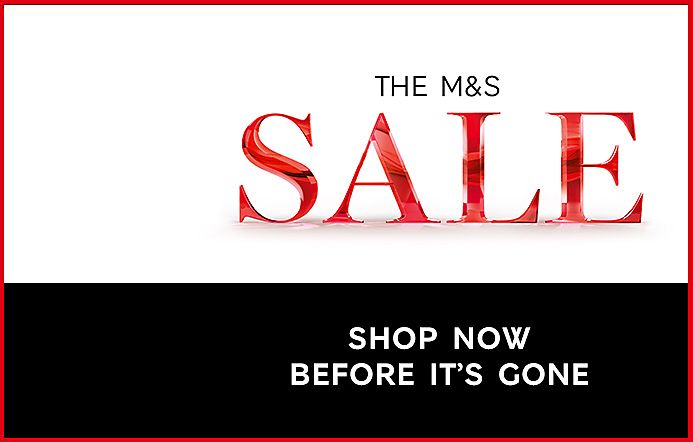 The M&S up to 70% off sale