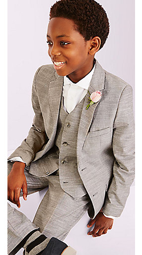 Boys Suits - Page Boy & Wedding Suits for Boys | M&S