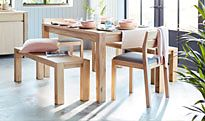 Paxton dining table and chairs