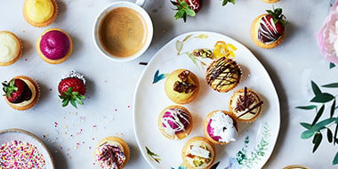 Easy afternoon tea treats