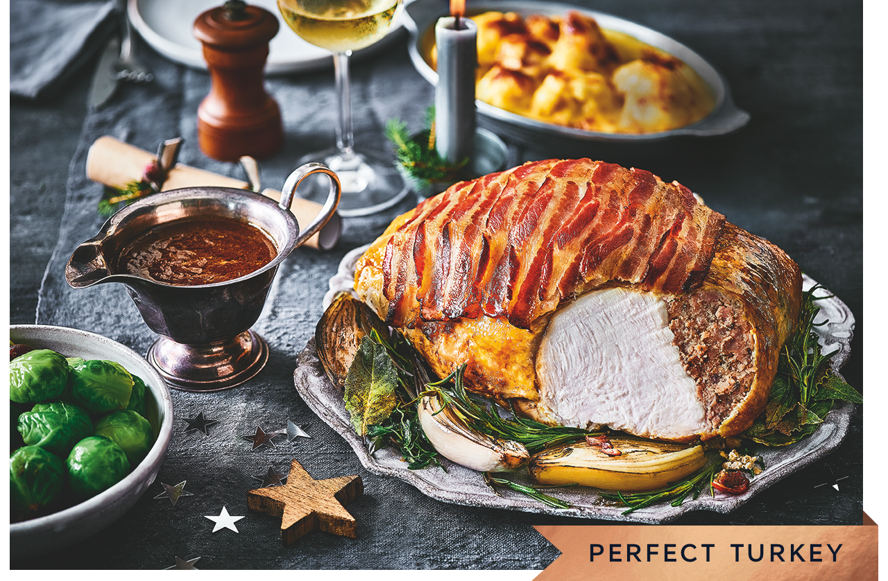 M&S Christmas & New year Food
