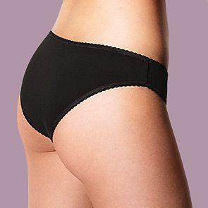 women wearing see through knickers