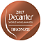 Decanter2017Bronze