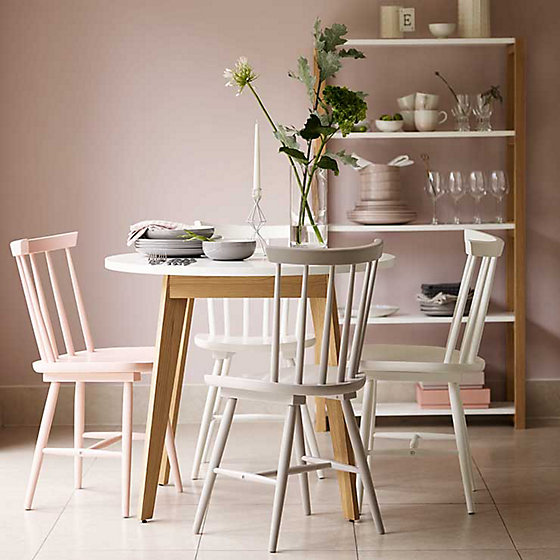Small Round Dining Table And Dining Chairs
