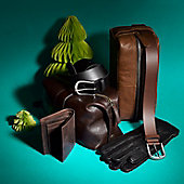 Various mens leather accessories
