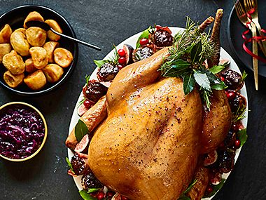 How to cook & carve a turkey