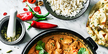 How we made the perfect curry