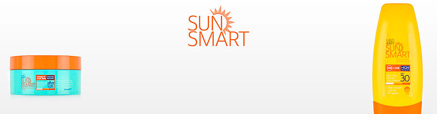 Image of Sun Smart sun creams