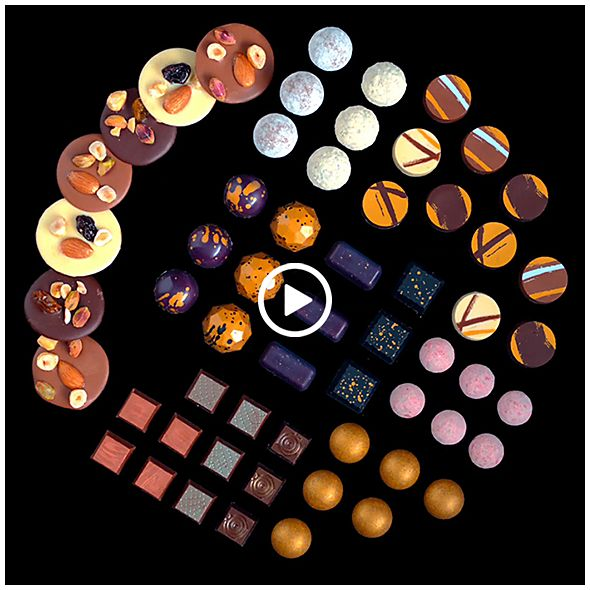 Ultimate Collection chocolate platter video