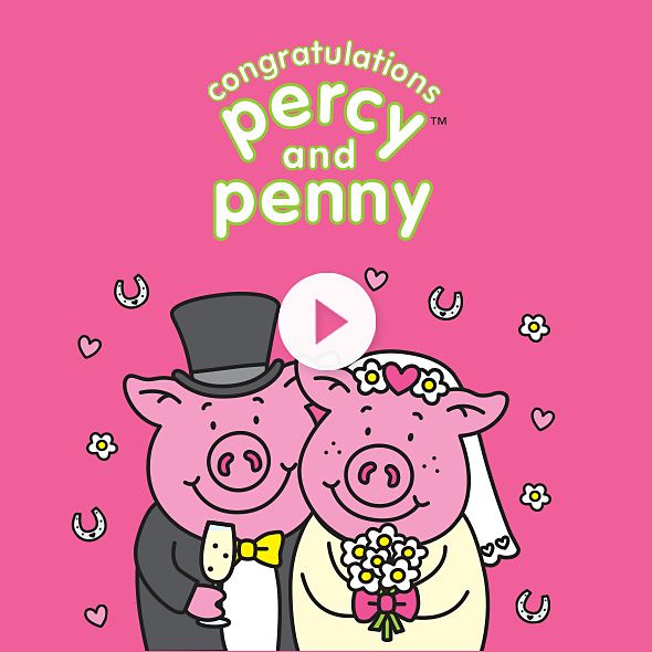 Video of Percy and Penny