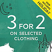 3 for 2 on kids clothing