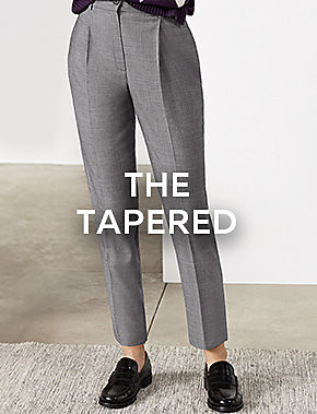 THE TAPERED