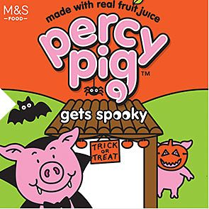 Percy Pig gets spooky sweet packet