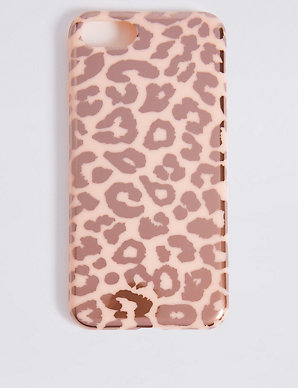 huge selection of 8ebfd d664f iPhone 7 Animal Print Phone Case   M&S Collection   M&S